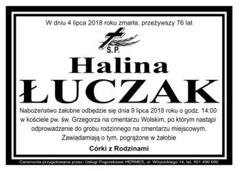 Halina Łuczak