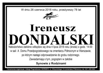 Ireneusz Dondalski