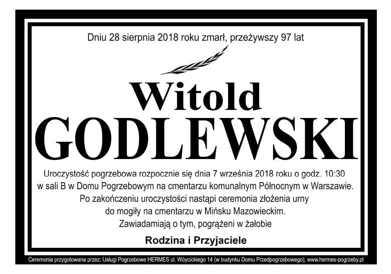 Witold Godlewski