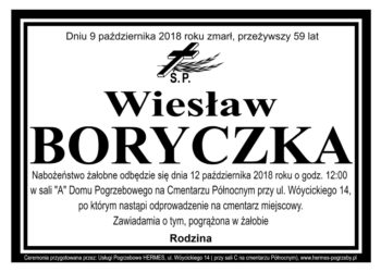 Wiesław Boryczka