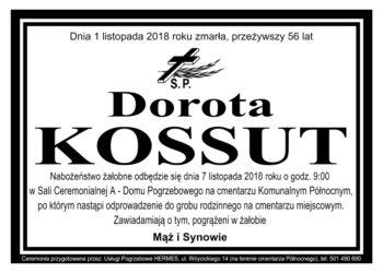 Dorota Kossut