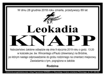 Leokadia Knapp